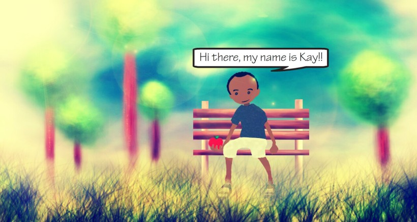 Meet Kay!!!
